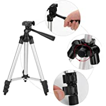 360 Degree Rotation Tripod Stand for 1//4Screw Projector Universal Projector Floor Stand//Adjustable Tripod ZXGHS Tripod Portable