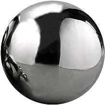 US Stainless-Steel Mirror Garden Sphere Ornaments Gazing Balls 5.1//8//10//12//15cm