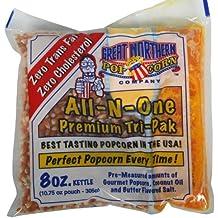 OZ 1273 Great Northern Popcorn 50 Movie Theater  Popcorn Bucket 85 Ounce