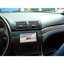 SCOSCHE BW2376DDB 2000-06 BMW X5 Double DIN Stereo Installation Kit