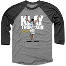 9961910b 500 LEVEL Klay Thompson Shirt - Golden State Basketball Raglan Tee - Klay  Thompson .