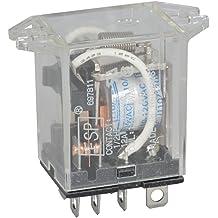 250 VAC//220 VDC Panasonic DS2Y-SL2-DC6V Relay 0.39 mm Width 200 Ohm 2 A 6 VDC Latching Pack of 3 Dpdt 0.79 mm Length 20 mm L x 9mm W x 9.3 mm H 10 Pin