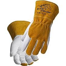 12-1//2inL PR M Welding Gloves Pigskin