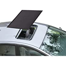 Ezzy Auto Gray Right Passenger Side Sun Visor fit for Toyota Camry with Sunroof 2007 2008 2009 2010 2011