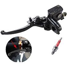 Left Side Brake Lever Handle for 50cc 70cc 90cc 110cc 125cc 135cc Chinese ATV Quad TaoTao Roketa Sunl JCL