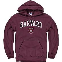 NCAA Harvard Crimson Adult Unisex Ridge Beanie One  One Size