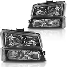 HEADLIGHTSDEPOT Front Signal Light Driver Left Compatible with 2000-2001 Toyota Camry CE//LE//XLE