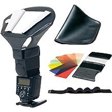 LumiQuest FX LQ-111 Diffuser /& Gel Kit
