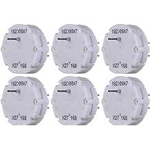 6 OEM stepper motors /& 8 bulbs Tanin Auto Electronix GM /& Chevrolet stepper motor repair kit part number X27.168