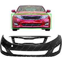 New Painted to Match Front Bumper Fascia for 2007-2009 Kia Spectra Sedan Ex Lx