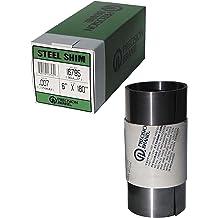 0.004 Thick Full Hard Temper ASTM-B-209 1100 Aluminum Shim Stock 100 Length 6 Width