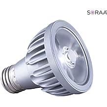 Pack of 5 SORAA 777053 SM16-06-36D-930-03 Vivid MR16 GU5.3 6W 3000K 36 Degree LED Light Bulb