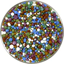 Cobalt Blue Opalescent Frit Balls Made from System 96 Glass New Larger 1oz Size 96COE