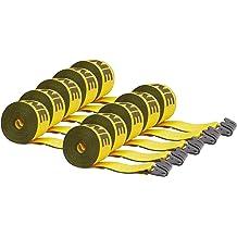 Kinedyne 423040 4 x 30 Cargo Winch Strap with Chain Anchor