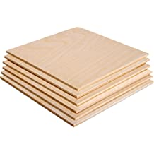 8 x 1.5 mm 305 mm x 50 mm Quality Plywood Model Making Pyrography Arts Craft