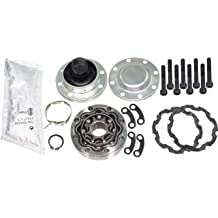 ROADFAR CV Joint Boot Kit Fit for 1996-2004 Toyota Tacoma Front Outer Inner
