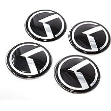Non-Logo LIGHTKOREA Door Side Line Decal Protector Sticker Black For Kia Sorento 2015 2016 2017